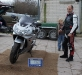 Auch Motorräder kann man wiegen!